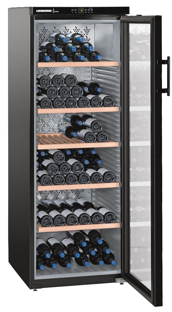liebherr vinkøleskabe