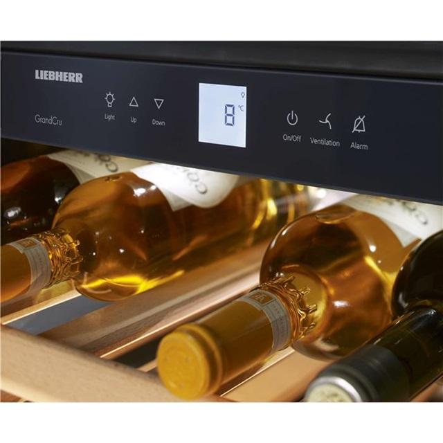 Liebherr vinkøleskab wkees 553