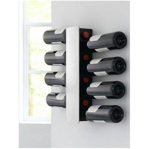 steel function vinreol til væggen