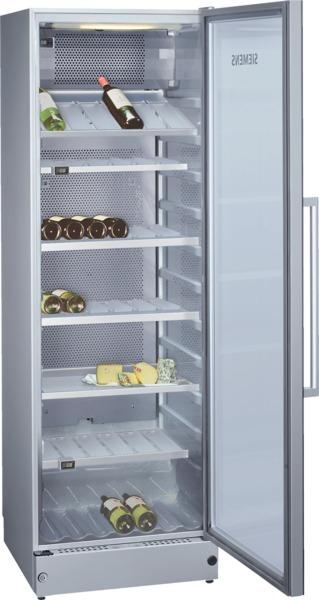 siemens KS38WA40 vinkøleskab med energiklasse B