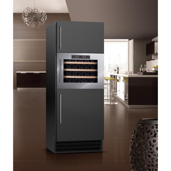 temptech vinkøleskab