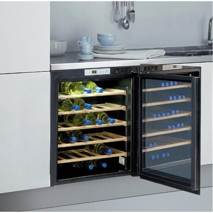 whirlpool vinkøleskab til integration