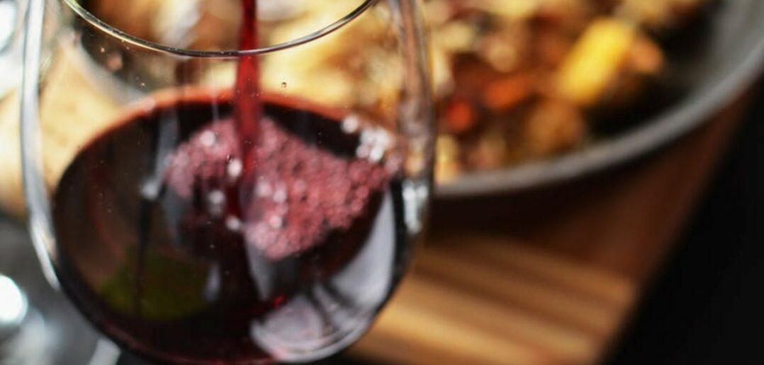 vin i glas